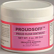 Proudsoff Ointment 3 oz By Creative Science LLC
