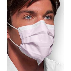 Mask Surgical Isofluid Earloop W/ Securefit Technology - Blue B50 By Crosstex In