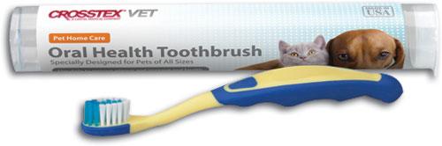 Pet Toothbrush Each By Crosstex International