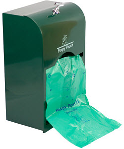 Poopy Pouch High Capacity Bag Dispenser Each By Crown Products LLC