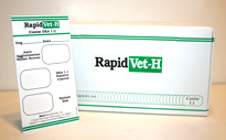 Rapidvet H Canine 20 Count W/Controls Non-Returnable Fruit Chgs Apply B20 By D M