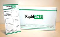 Rapidvet H Canine W/Controls Non-Returnable Fruit Chgs Apply B2 By D M S Laborat