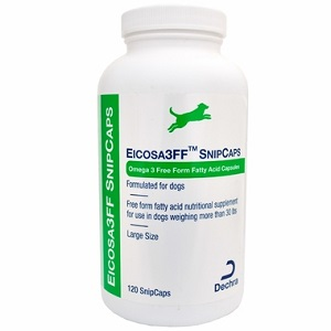 Eicosa 3Ff Snip Caps - Large Dogs [Over 30Lbs] B120 By Dechra Veterinary Product