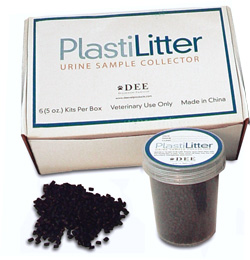 Plasti Litter Cups 6 X5 oz P6 By Dee Veterinary Products
