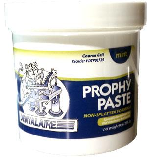 Dental Prophy Paste Jar Vetcare Medium Grit 250gm By Dentalaire