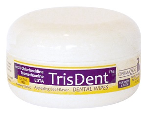 Trisdent Dental Wipes P25 By Dermazoo