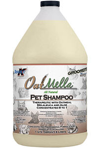 Groomer's Edge Oat Mella Shampoo Gal By Double K