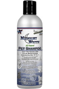 Midnight White Pet Shampoo 8 oz By Double K