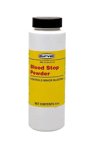 Blood Stop Powder 16 oz By Durvet