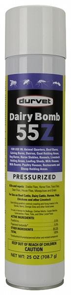 Dairy Bomb 55Z 25 oz 25 oz By Durvet