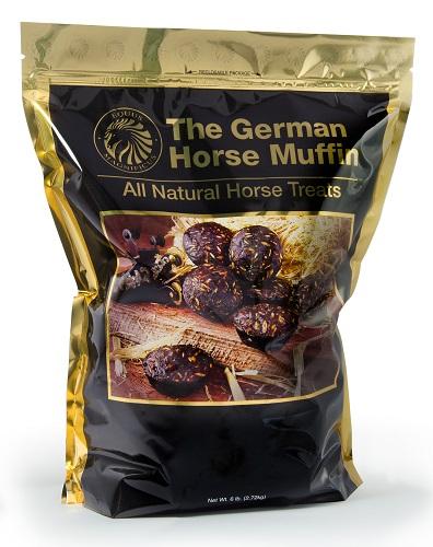 German Horse Muffins 6Lb Bag By Durvet