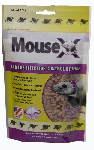Mousex Mouse Bait 8 oz By Ecoclear Products