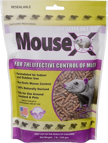 Mousex Mouse Bait 1Lb By Ecoclear Products