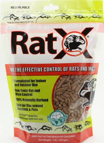 Ratx Rat Bait 1Lb By Ecoclear Products