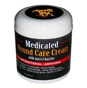 E3 Wound Care Cream 6 oz By Elite Pharmarmaceuticals