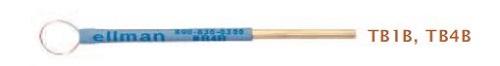 Surgitron Electrodes Round Loop Fine Wire 0.25 - 1/16 Shaft P2 By Ellman Inter