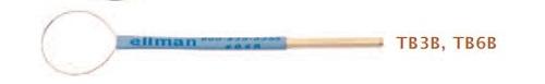 Surgitron Electrodes Round Loop Fine Wire 0.5 - 1/16 Shaft P2 By Ellman Intern