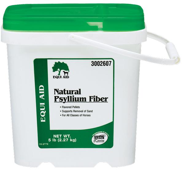 Equi Aid Psyllium Pellets Non-Returnable 5Lb By Equi Aid