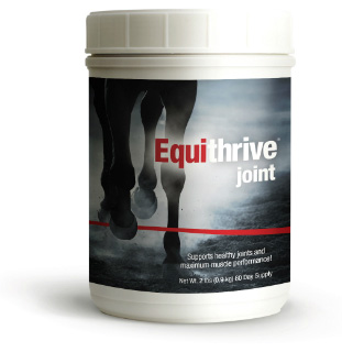 Equithrive Joint (Powder) 2 Lb Container (60 Day Supply) 2Lb By Equithrive
