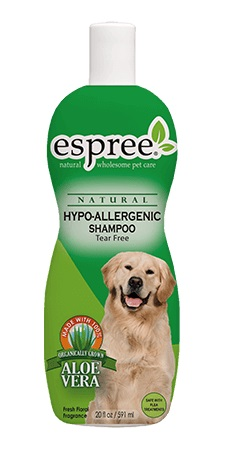 Hypo-Allergenic Shampoo 20 oz By Espree Animal Products
