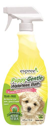 Puppy-Gentle Waterless Bath 24 oz By Espree Animal Products
