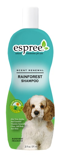 Rainforest Shampoo 20 oz By Espree Animal Products