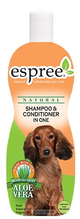 Shampoo & Conditioner In One 20 oz By Espree Animal Products