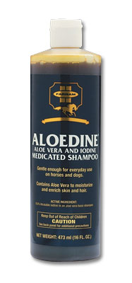 Aloedine Shampoo 16 oz By Farnam
