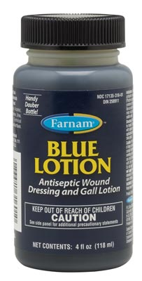 Blue Lotion 4 oz 4 oz By Farnam