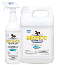 Bronco Equine Fly Spray Plus Citronella Scent Gal By Farnam