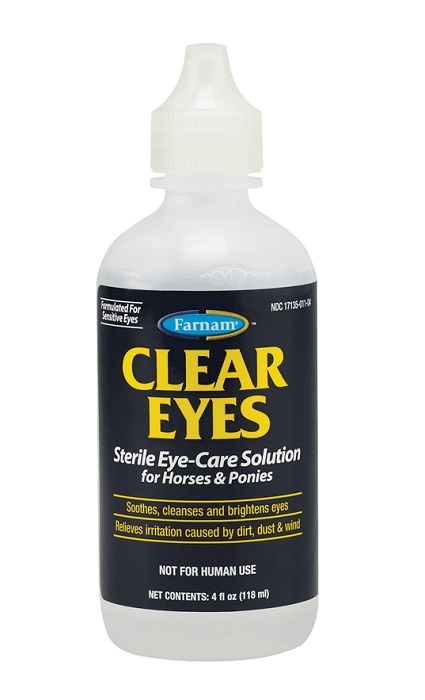 Clear Eyes Solution 4 oz By Farnam