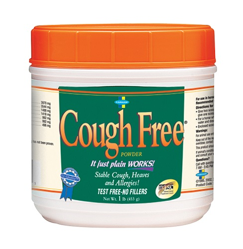 Cough Free Powder 1Lb By Farnam
