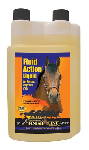 Fluid Action QT. By Finish Line Horse Products