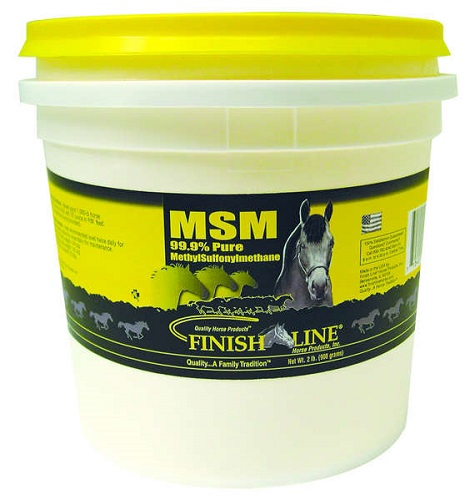 MSM 2Lbs 2Lb By Finish Line Horse Products