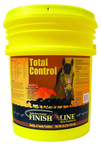 Total Control 23.2Lbs Each By Finish Line Horse Products
