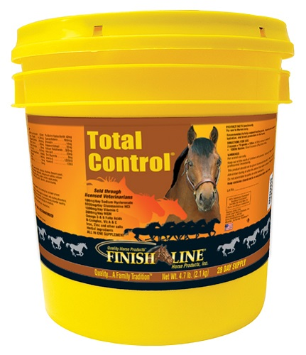 Total Control 28 Day 4.7Lbs Each By Finish Line Horse Products