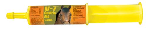 U-7 Gastric Aid Paste 2 oz By Finish Line Horse Products