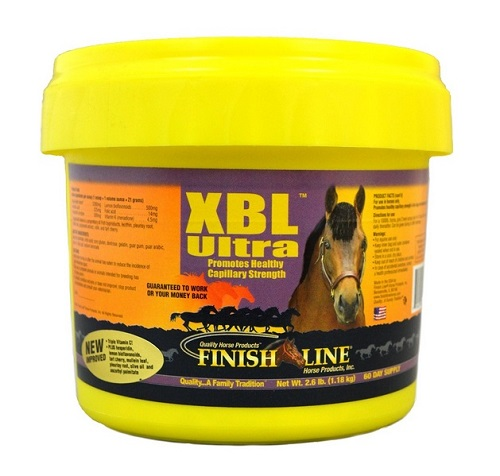 Xbl Ultra Powder 2.6Lb By Finish Line Horse Products