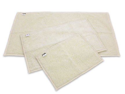 Fleece Pad Polyester - Natural Color [30 X60] Each By Four Flags