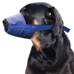 Muzzle Canine Quick Nylon (10 Snout / 80-100#) XXlarge Each By Four Flags