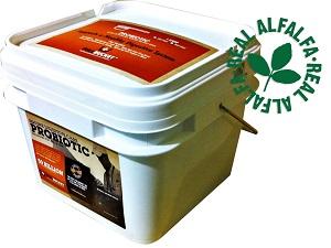 Probiotic Equine Granules Alfalfa (5Kg) By Animal Stewards Int