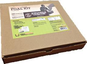 Fullbucket Equine Foal Probiotic Kit 7 Day Packt By Animal Stewards Int