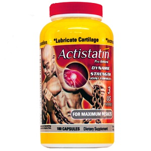 Actistatin Pro Athlete B180 By Glc Direct