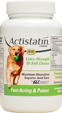 Actistatin Soft Chews - Sample B10 By Glc Direct