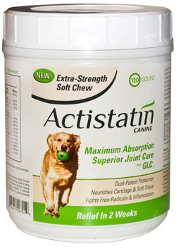 Actistatin Soft Chews 2700mg (Large) B120 By Glc Direct