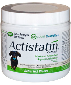 Actistatin Soft Chews 975mg (Small) B120 By Glc Direct