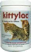 Kittylac Milk Replacer Powder 12 oz By Glo-Marr Products