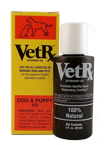 Vetrx Dog And Puppy 2 oz By Goodwinol
