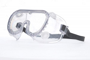 Goggles Chemical Splash/Impact Resistant Each By Grainger