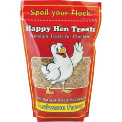 Happy Hen Mealworm Frenzy 10 oz By Happy Hen